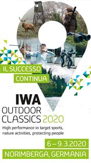 IWA - Norimberga, Germania, 6-9 marzo 2020